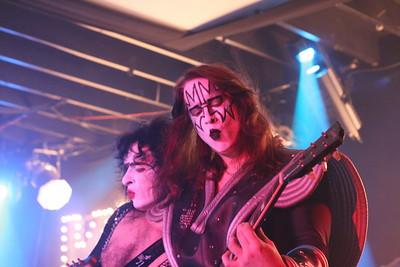 205 Destroyer - KISS Tribute Band @ Firewater, Dallas TX   6/13/08