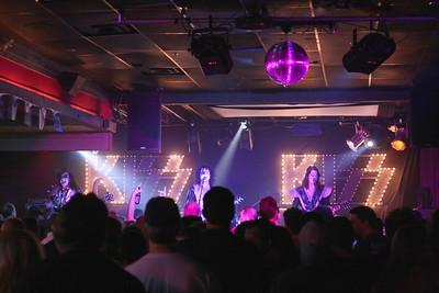217 Destroyer - KISS Tribute Band @ Firewater, Dallas TX   6/13/08