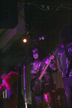 213 Destroyer - KISS Tribute Band @ Firewater, Dallas TX   6/13/08