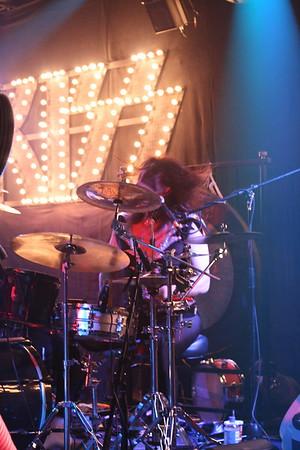 203 Destroyer - KISS Tribute Band @ Firewater, Dallas TX   6/13/08