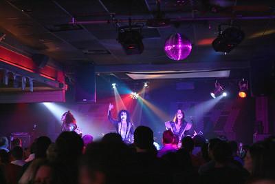 215 Destroyer - KISS Tribute Band @ Firewater, Dallas TX   6/13/08