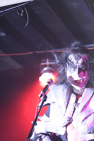 460 Destroyer - KISS Tribute Band @ Firewater, Dallas TX   6/13/08
