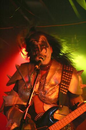 226 Destroyer - KISS Tribute Band @ Firewater, Dallas TX   6/13/08