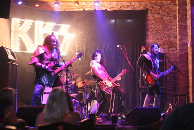 101 Destroyer - KISS Tribute Band @ Coach Joe's, Frisco, TX  5/2008