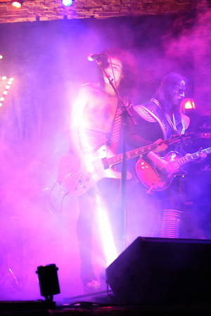 109 Destroyer - KISS Tribute Band @ Coach Joe's, Frisco, TX  5/2008