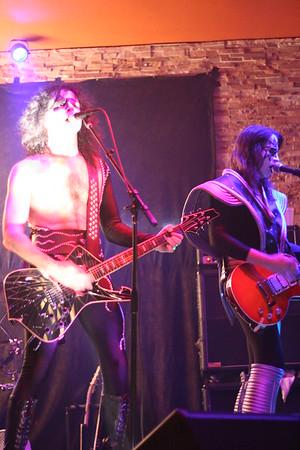 168 Destroyer - KISS Tribute Band @ Coach Joe's, Frisco, TX  5/2008