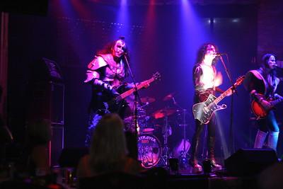 033 Destroyer - KISS Tribute Band @ Coach Joe's, Frisco, TX  5/2008