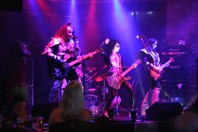 031 Destroyer - KISS Tribute Band @ Coach Joe's, Frisco, TX  5/2008