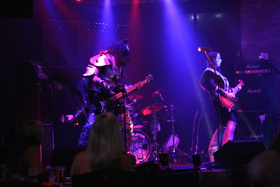 032 Destroyer - KISS Tribute Band @ Coach Joe's, Frisco, TX  5/2008