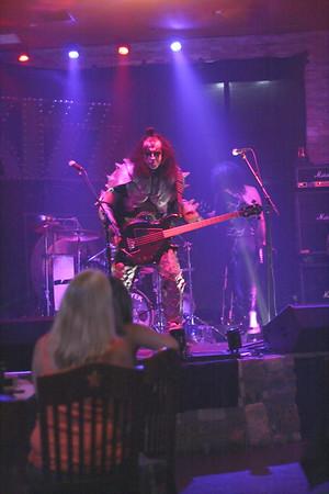 098 Destroyer - KISS Tribute Band @ Coach Joe's, Frisco, TX  5/2008