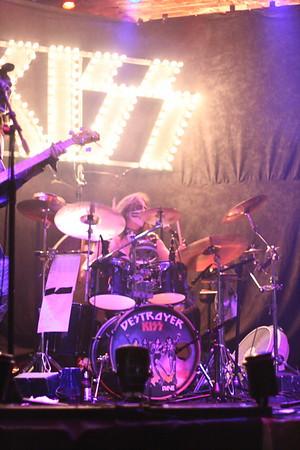 160 Destroyer - KISS Tribute Band @ Coach Joe's, Frisco, TX  5/2008