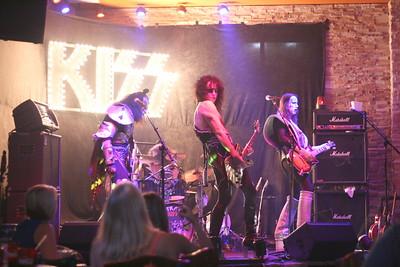 103 Destroyer - KISS Tribute Band @ Coach Joe's, Frisco, TX  5/2008