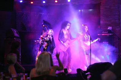 028 Destroyer - KISS Tribute Band @ Coach Joe's, Frisco, TX  5/2008