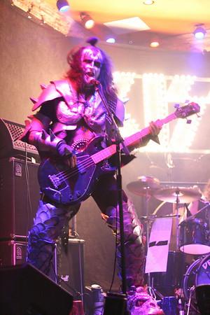 148 Destroyer - KISS Tribute Band @ Coach Joe's, Frisco, TX  5/2008