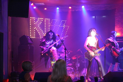 "085 ""Destroyer"" KISS Tribute Band - Texas, USA"