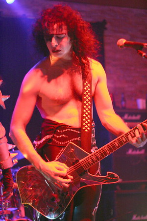 "478 ""Destroyer"" KISS Tribute Band - Texas, USA"