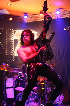 "082 ""Destroyer"" KISS Tribute Band - Texas, USA"