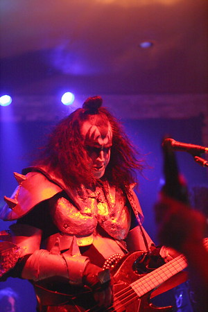 """373 """"Destroyer"""" KISS Tribute Band - Texas, USA"""