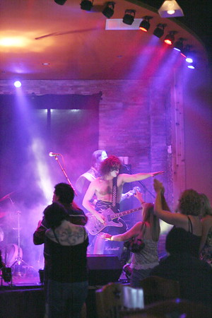 """184 """"Destroyer"""" KISS Tribute Band - Texas, USA"""