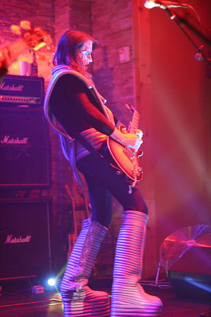 """464 """"Destroyer"""" KISS Tribute Band - Texas, USA"""