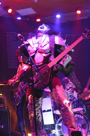 "069 ""Destroyer"" KISS Tribute Band - Texas, USA"