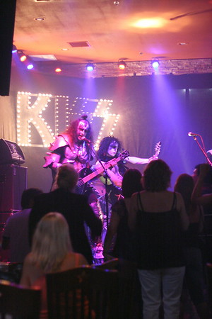 "259 ""Destroyer"" KISS Tribute Band - Texas, USA"