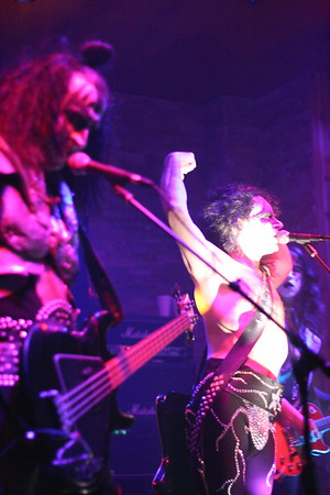 """213 """"Destroyer"""" KISS Tribute Band - Texas, USA"""