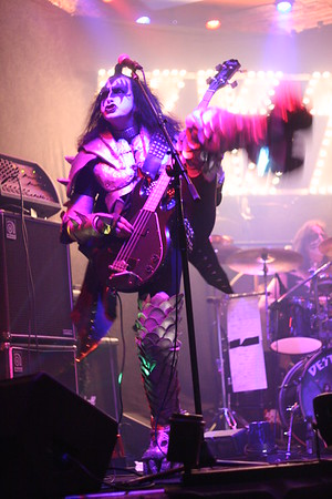 "047 ""Destroyer"" KISS Tribute Band - Texas, USA"