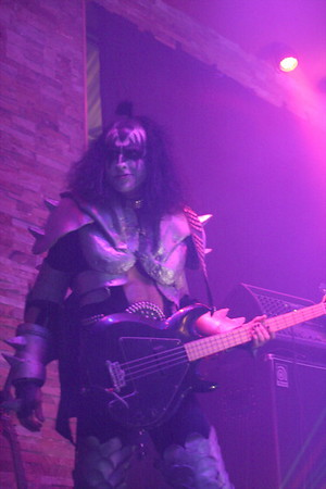 "237 ""Destroyer"" KISS Tribute Band - Texas, USA"