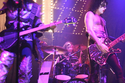 """137 """"Destroyer"""" KISS Tribute Band - Texas, USA"""