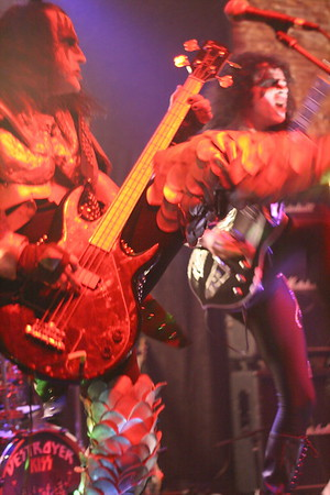 """381 """"Destroyer"""" KISS Tribute Band - Texas, USA"""