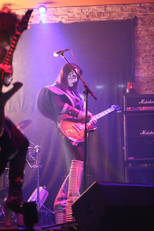 "051 ""Destroyer"" KISS Tribute Band - Texas, USA"