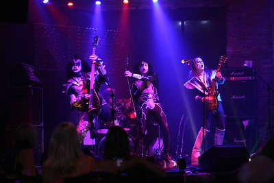 "055 ""Destroyer"" KISS Tribute Band - Texas, USA"