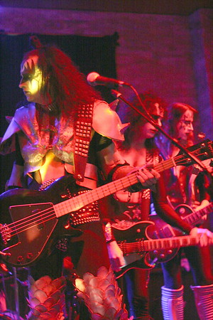 """292 """"Destroyer"""" KISS Tribute Band - Texas, USA"""