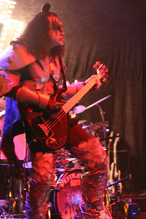 "441 ""Destroyer"" KISS Tribute Band - Texas, USA"