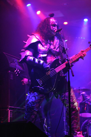 "037 ""Destroyer"" KISS Tribute Band - Texas, USA"