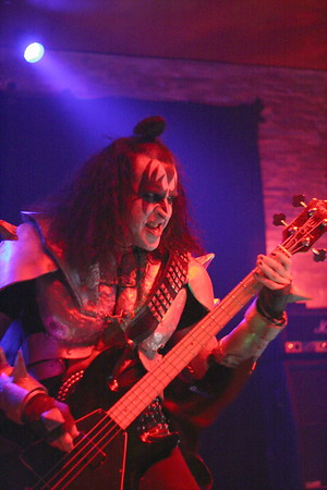 "377 ""Destroyer"" KISS Tribute Band - Texas, USA"