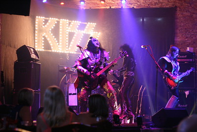 "056 ""Destroyer"" KISS Tribute Band - Texas, USA"