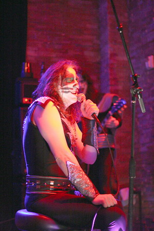 """491 """"Destroyer"""" KISS Tribute Band - Texas, USA"""