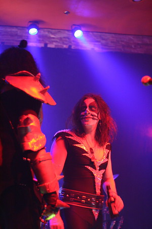"625 ""Destroyer"" KISS Tribute Band - Texas, USA"