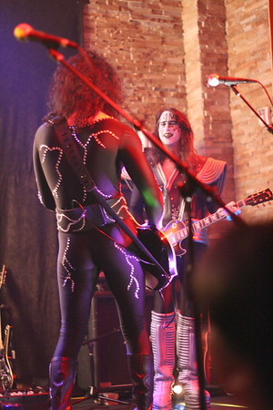 "349 ""Destroyer"" KISS Tribute Band - Texas, USA"