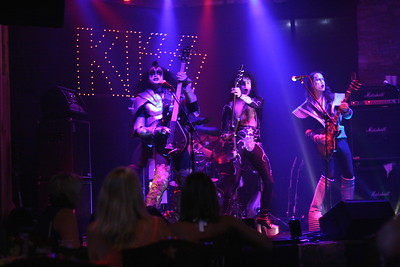 "054 ""Destroyer"" KISS Tribute Band - Texas, USA"
