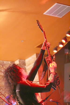 """451 """"Destroyer"""" KISS Tribute Band - Texas, USA"""