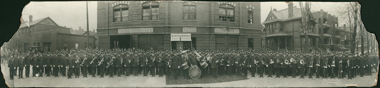 Detroit Fire Department Band