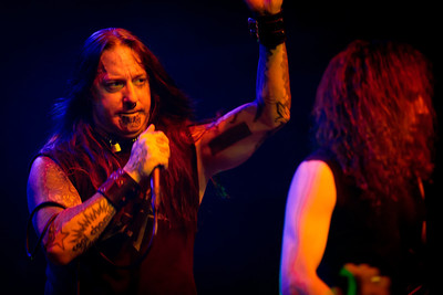 DevilDriver, 4/5/2012, DNA Lounge, San Francisco
