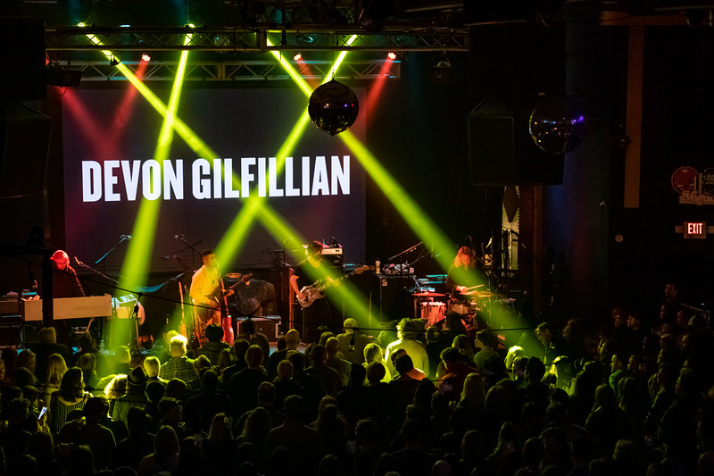 Devon Gifillian opening for Grace Potter at The Vogue on her Daylight Tour on February 4, 2020. Photo by Tony Vasquez for Jams Plus Media.