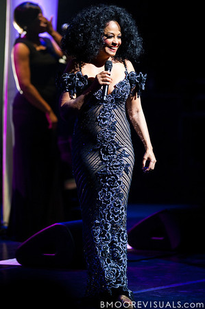Diana Ross performs on November 20, 2010 at Ruth Eckerd Hall in Clearwater, Florida
