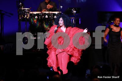 Diana Ross at the Palladium: Carmel, Indiana