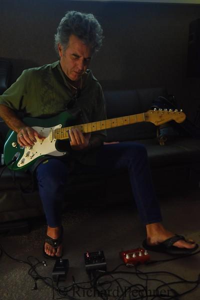 Dillon Dread Recording Session