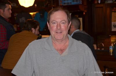Flynn Wolfe at 2014 Dilworth Billiards Christmas jam